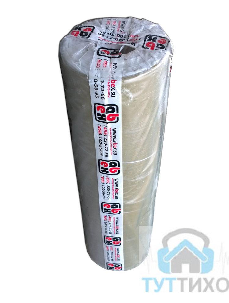 АБЭКС-М (600x5000x3,7мм, 3м2) звукоизоляционная мембрана
