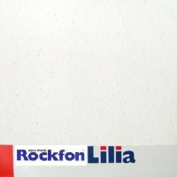Потолочная плита лилия lilia 600х600х15мм белая
